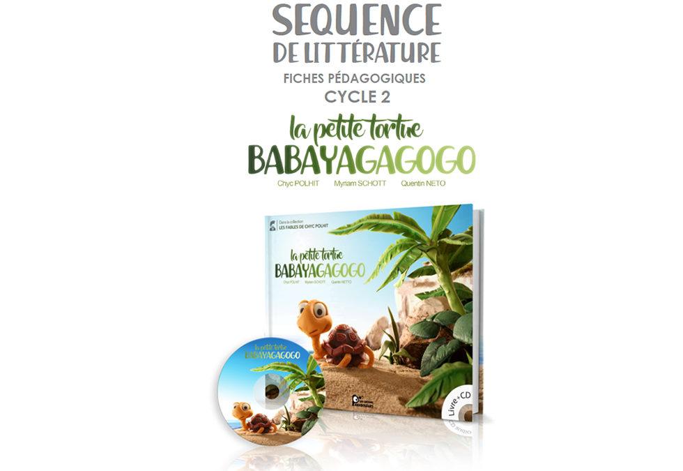 Babayagagogo | Séquence littérature